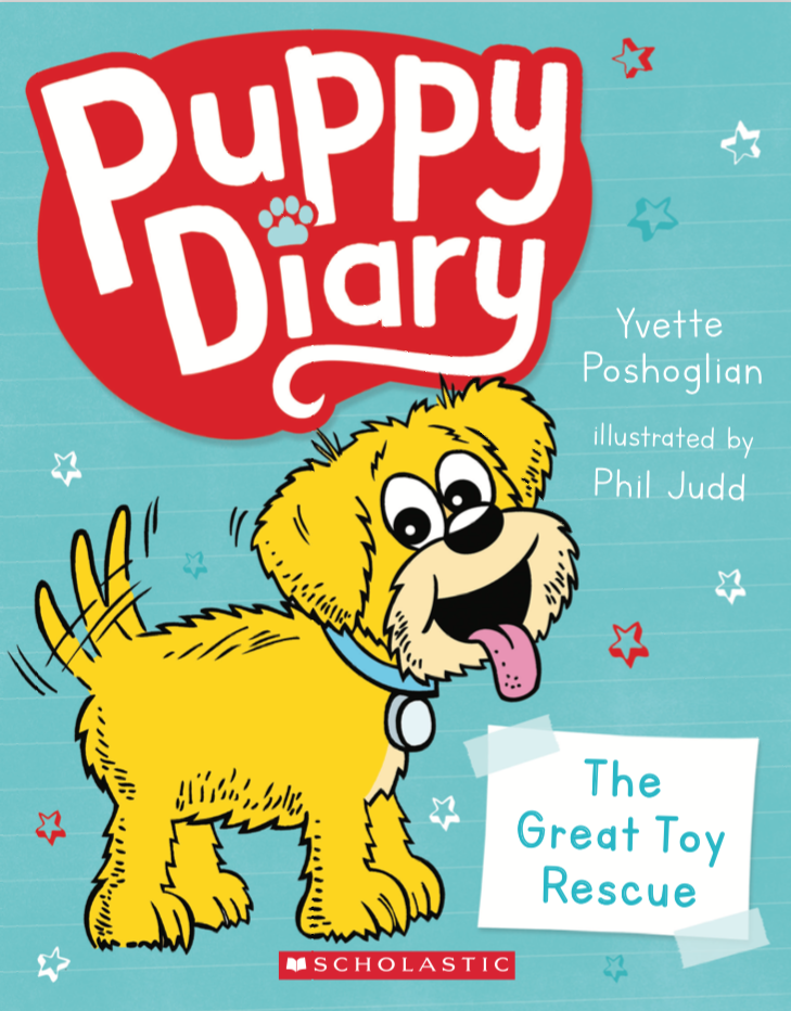 Puppy Diary by Yvette Poshoglian.PNG