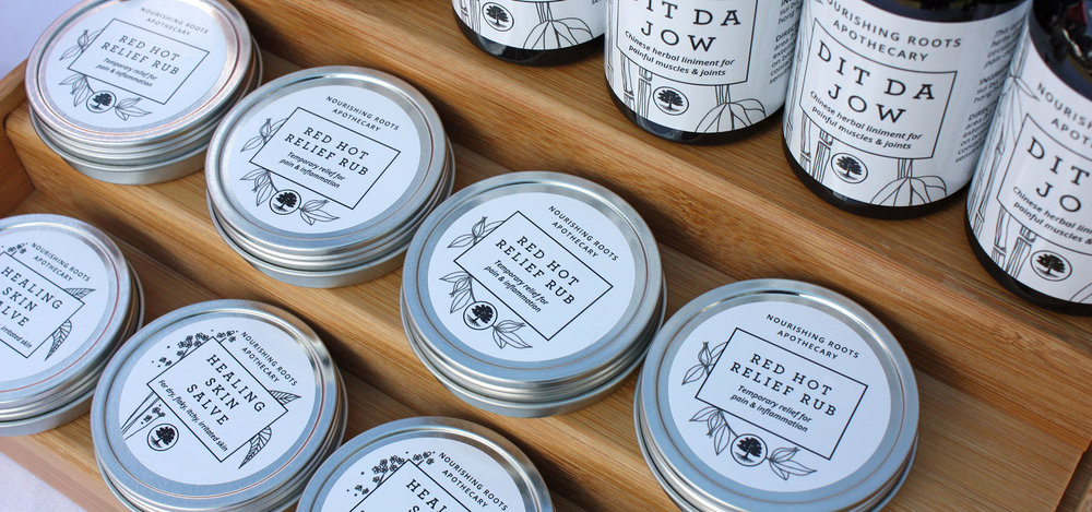 Asheville Skin Salves