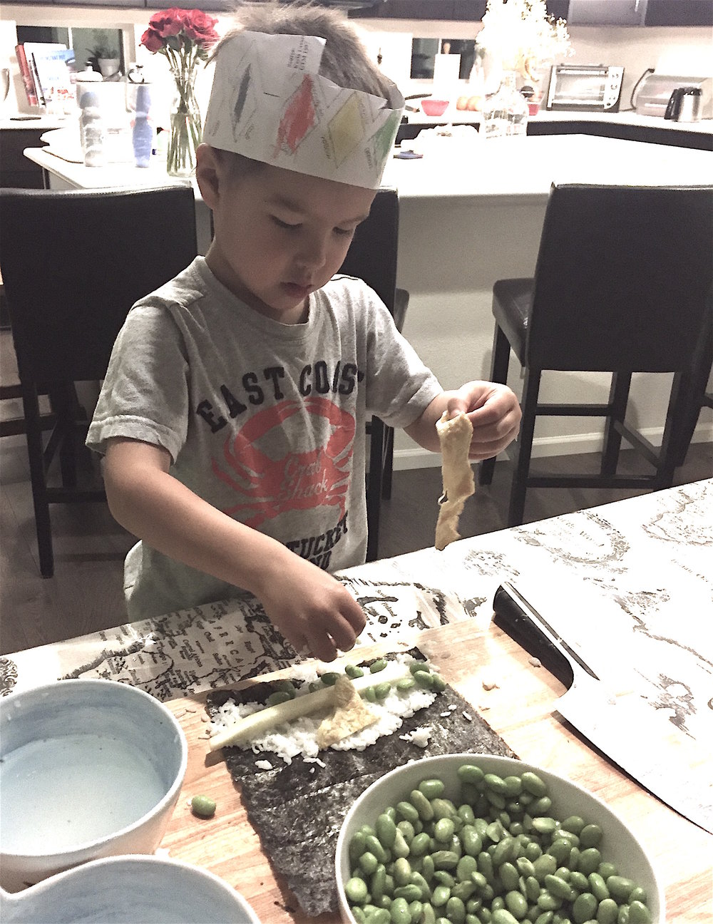 Workshop: What about food? - Learn how important food is in your child diet and development, deal with picky eaters, and walkout with great recipies!