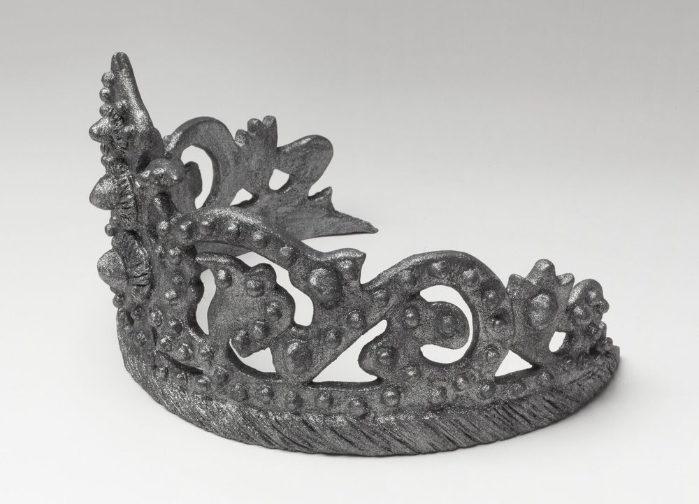 Crown Princess Masako Scroll Tiara, Japan, 1959