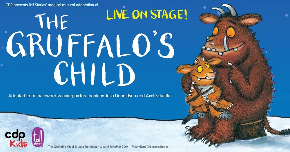 The Gruffalos Child hero image