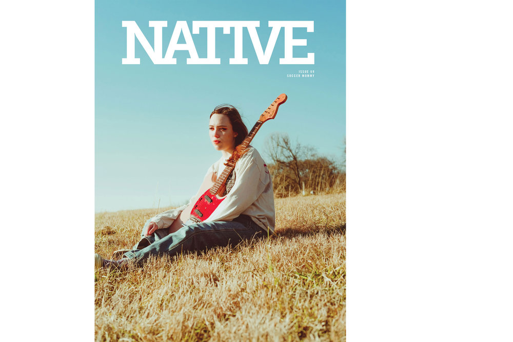 NATIVE Magazine Cover, 2018