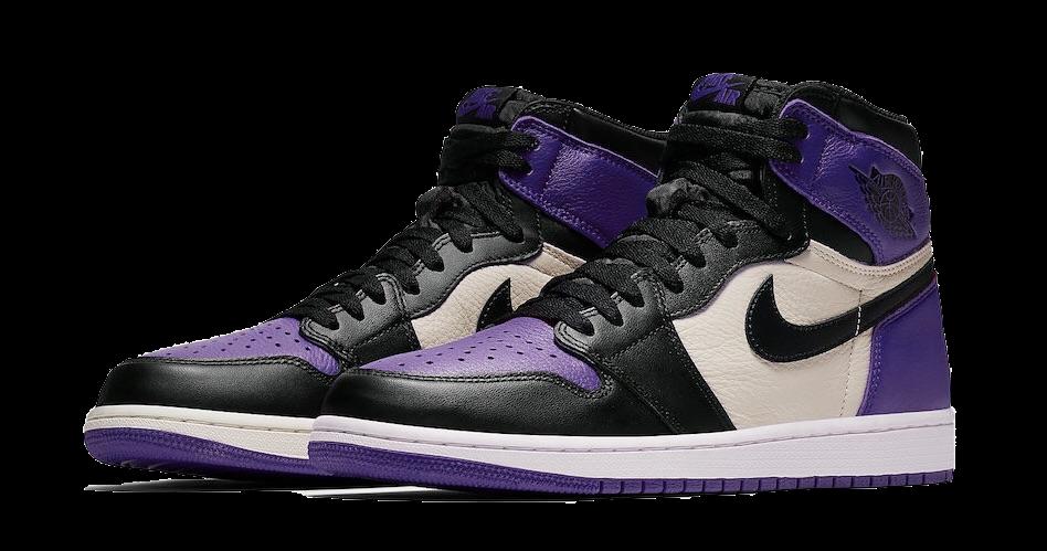 01f8ec754f3417 Air Jordan 1 Retro High OG -Men-  Court Purple