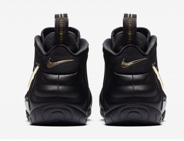 3649fc41226 Nike Air Foamposite Pro -GS-  Metallic Gold