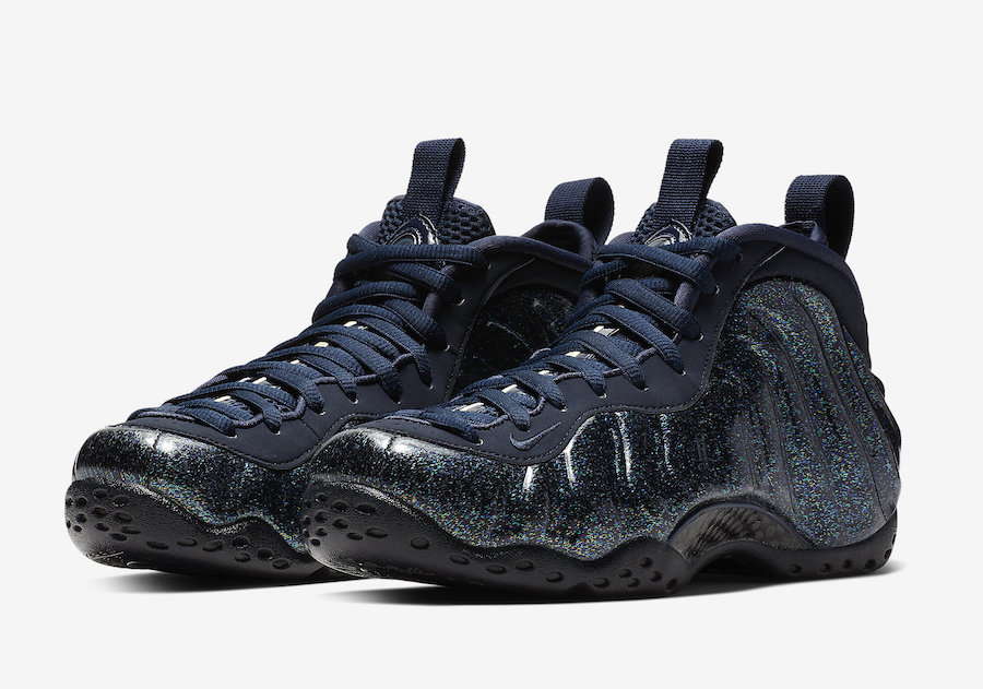 6934349960e WMNS Nike Air Foamposite One  Obsidian