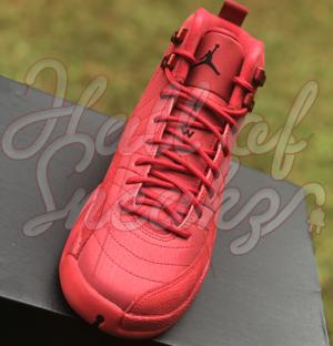 28f9d3deb17e ... Air Jordan 12 Retro -GS-  Gym ...