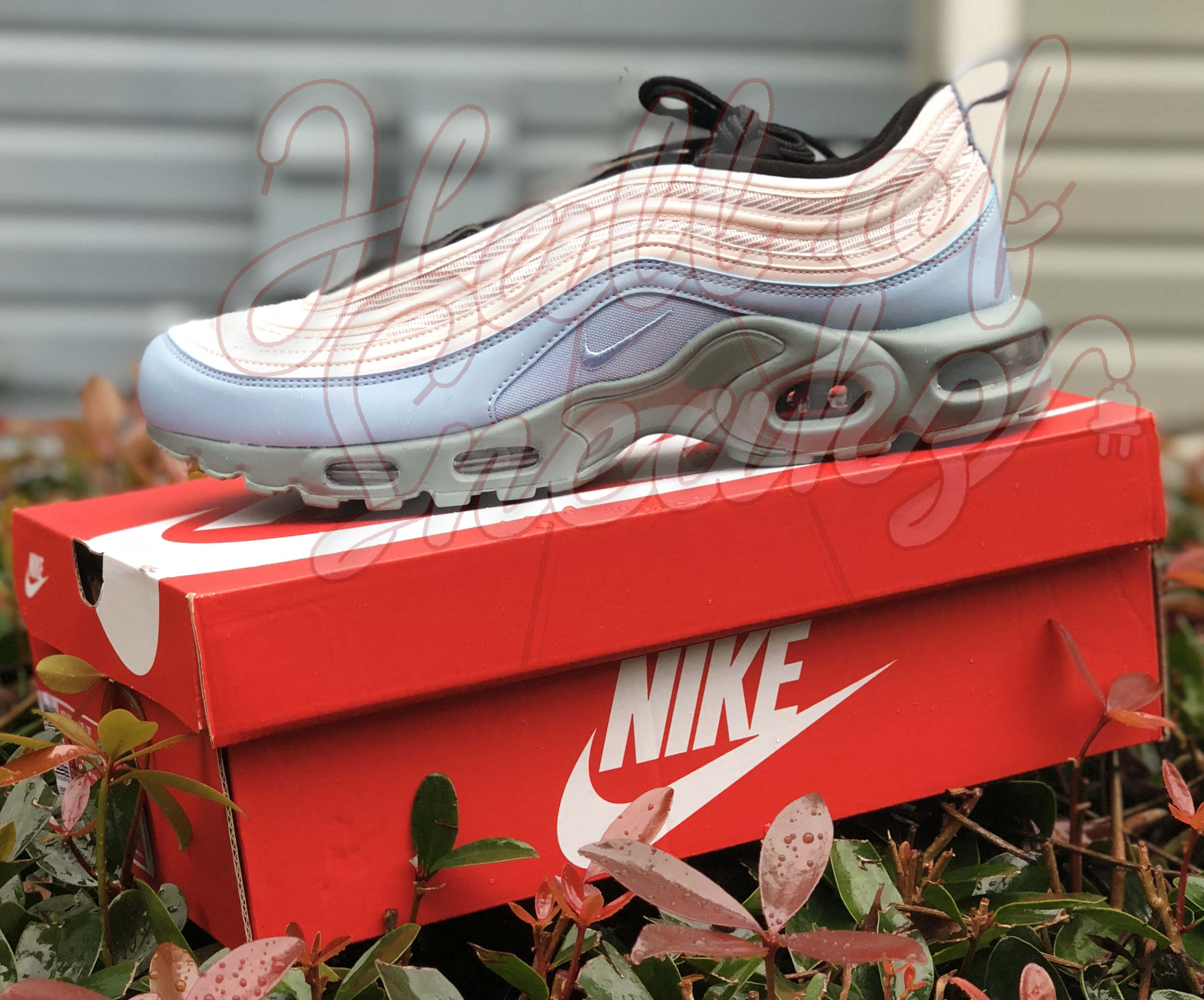 new product 2219d 9112b Air Max 97 Plus 'Layer Cake'