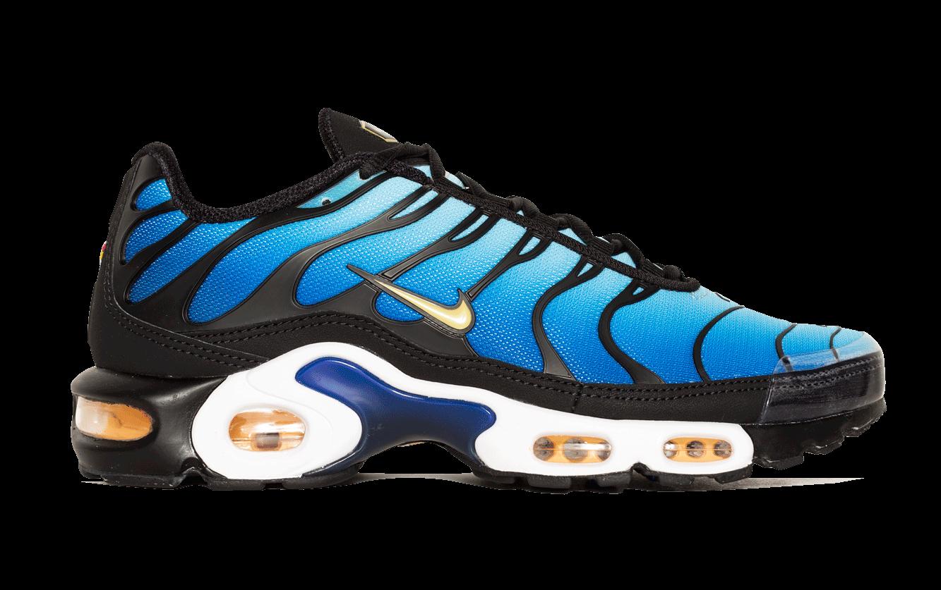sarcoma traición callejón  Nike Air Max Plus OG -GS- 'Hyper Blue'