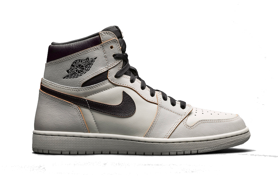 'light X Sb Air Nike Men Bone' Jordan 1 UVpSzM