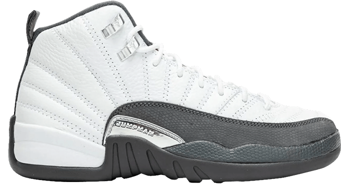 Air Jordan 12 Retro -Men- 'Dark Grey'