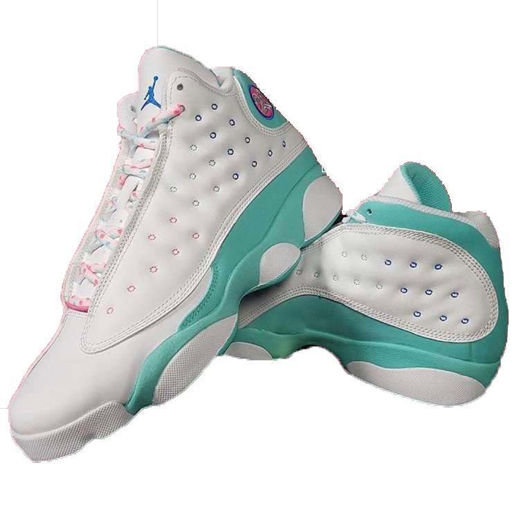 Air Jordan 13 Retro Td Aurora Green
