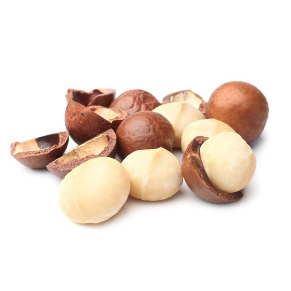 MACADAMIA OIL   Very moisturising, regenerating and softening on the skin. The Linoleic Acid (Omega 6) in Macadamia nut oil helps to restore the skin's barrier function and reduce water loss.