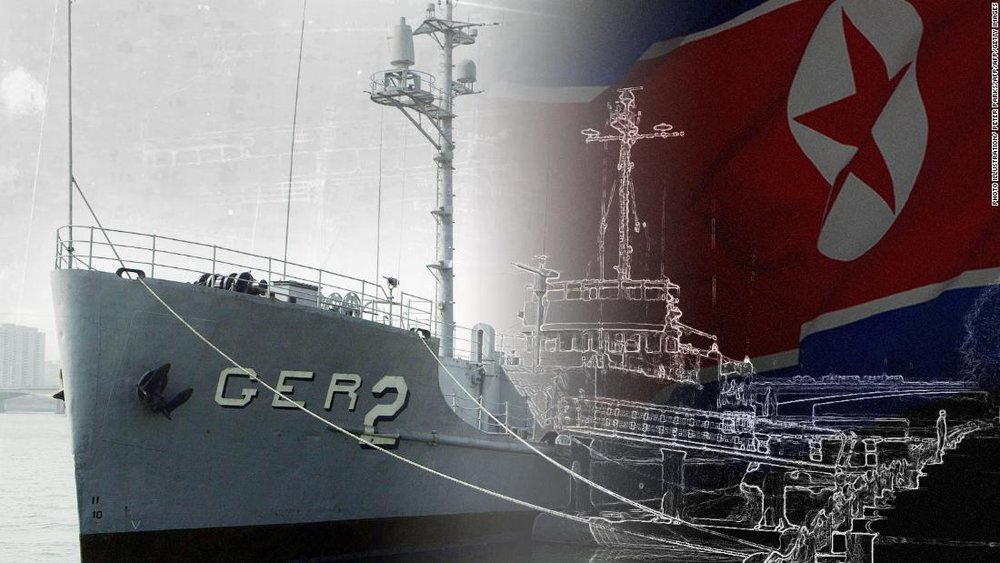 How the seizure of the USS Pueblo nearly sparked nuclear war -