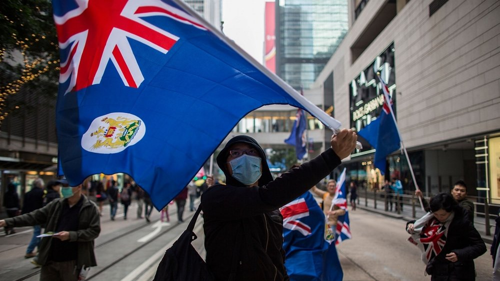 Hong Kong's independence ambitions -