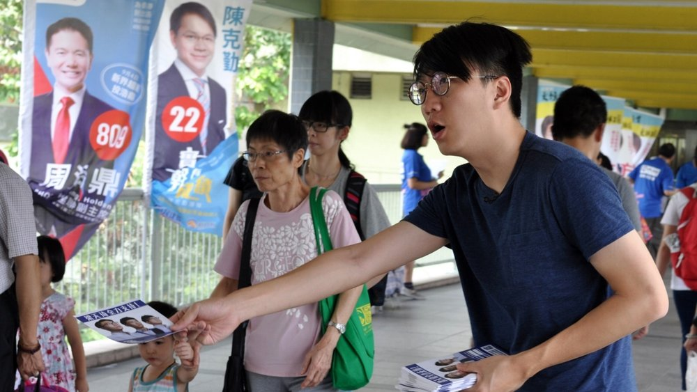 Why is Beijing so scared of this 25-year-old Hong Konger? -