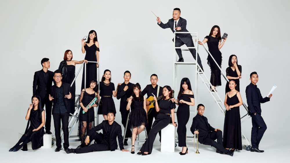 Why this choir is a hit with China's stressed out millennials -