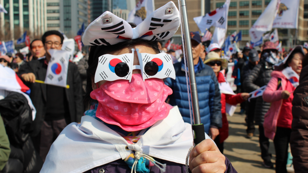South Korea: Cheers, tears as Seoul wakes up to life without Park -