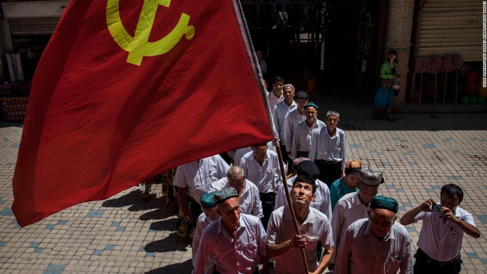 China's paranoia and oppression in Xinjiang has a long history -