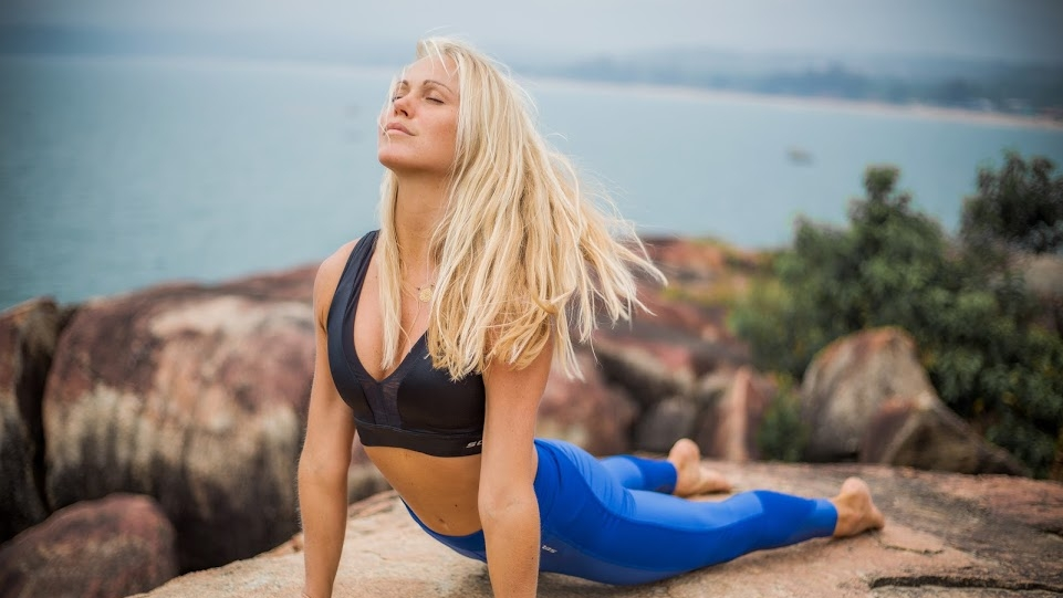 Josefine Bengtsson - om meditation & yoga