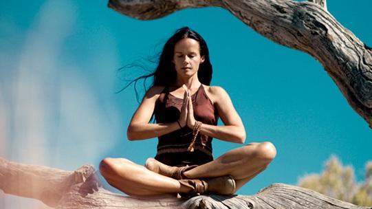 Malin Berghagen - Om meditation & personlig utveckling