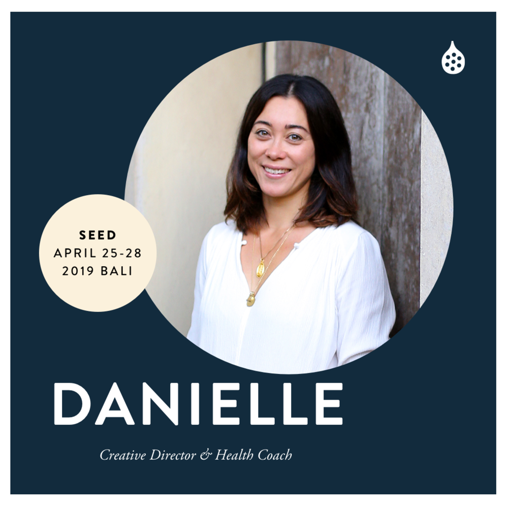 As an experienced communications design professional and visual designer, Danielle provides creative consulting and brand development for purpose-driven organizations and businesses. As a health coach, she offers one on one counseling and health coaching to busy professionals so they can make better choices with their health, and experience greater balance, clarity and creativity across all areas of their lives. Danielle is a co-founder of HALO Sport, a sports drink for modern wellnes warriors, and is currently based in New York City.   daniellehuthart.com      whitespace.hk