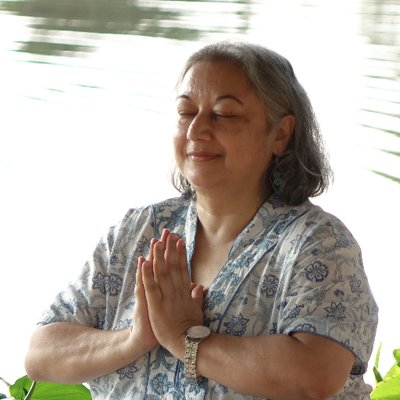Pamposh Dhar - The founder of the Terataii Centre in Singapore, where she offers meditation, Reiki, counselling and coaching.After over 25 years working as a journalist and communication specialist, Pamposh left that life to become a Reiki healer and counsellor.Being fortunate enough to have found a measure of inner peace and inner stability in her own life, Pamposh now does her best to help others find these treasures for themselves through Reiki, coaching and counselling.https://terataii.com.sg/