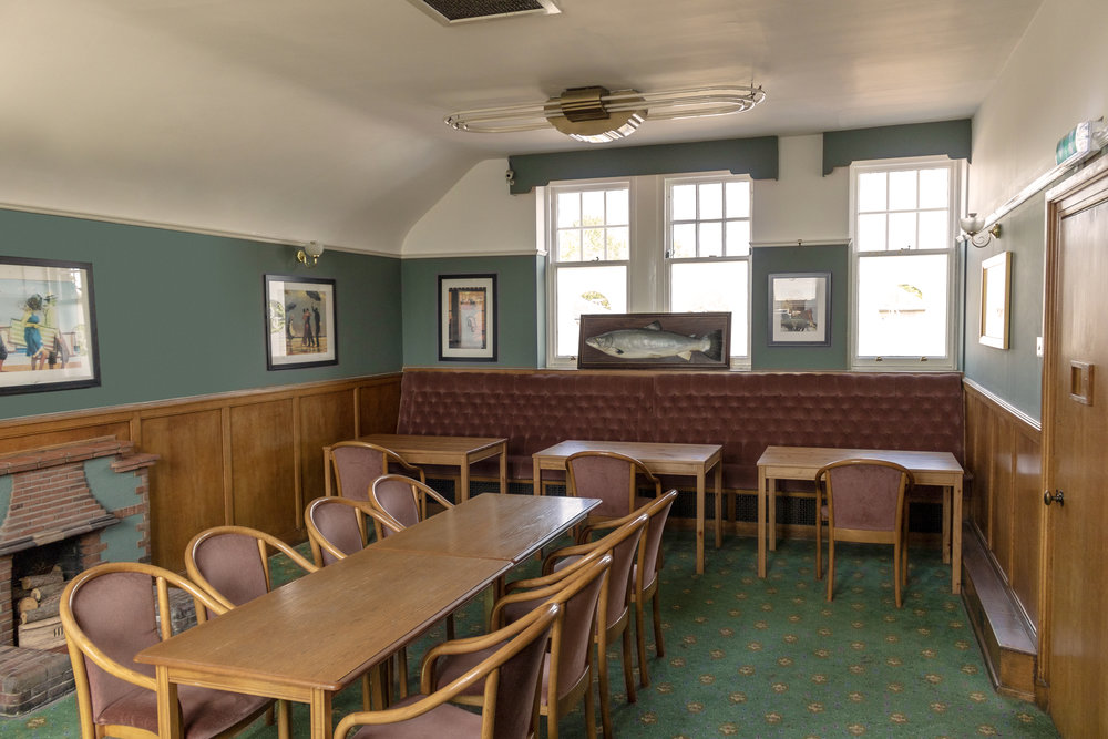 The Temperance Room