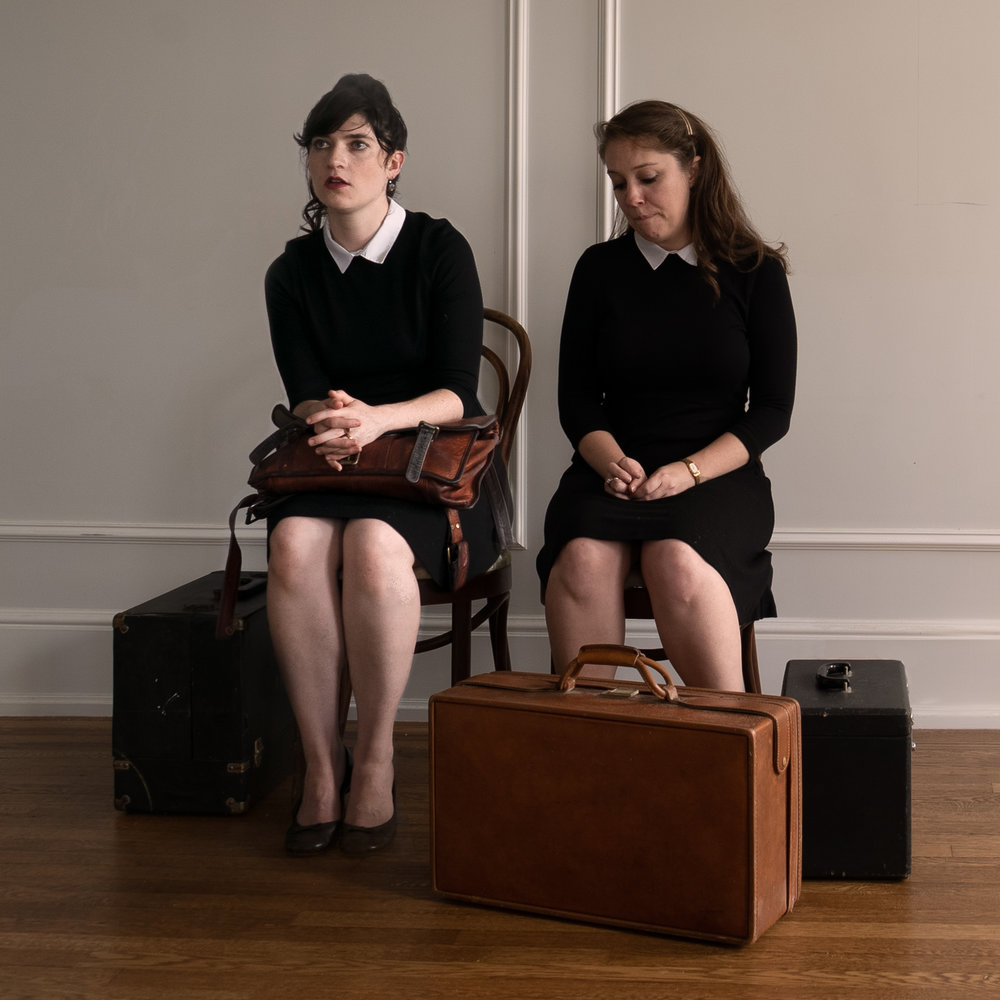 THE RUSSIAN AND THE JEW - BY EMILY PERKINS-MARGOLIN AND LIBA VAYNBERGDIRECTED BY INÉS BRAUNDEC 5 - 20, 2018