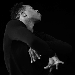 Choreographer Justin Bass, NachmoX participant at The Tank (November 2018)