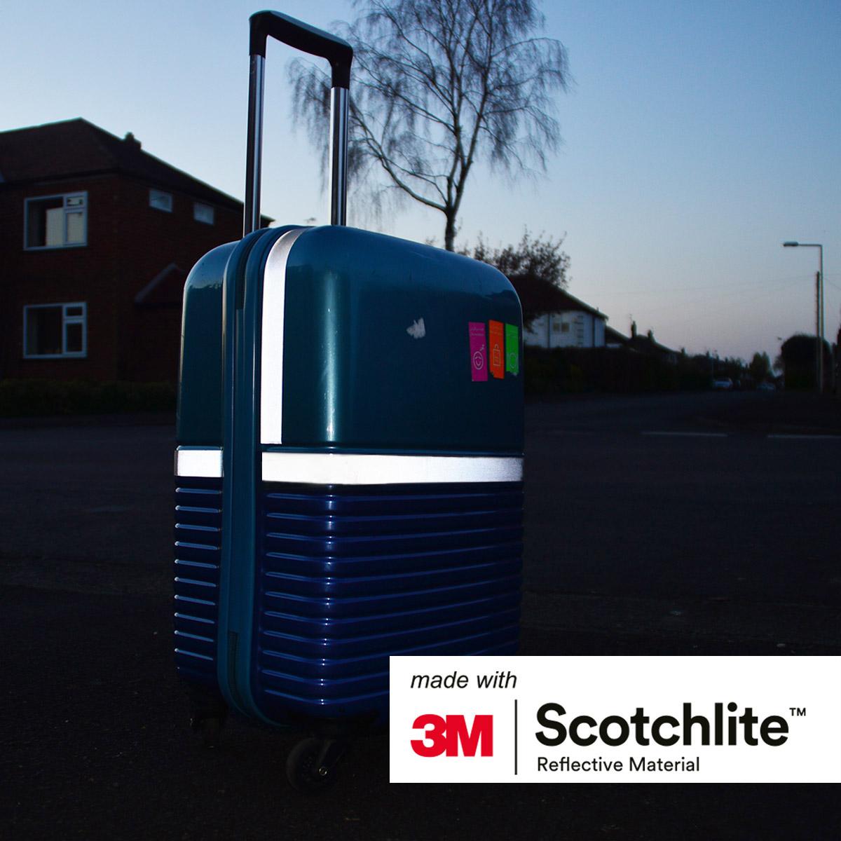 Salzmann 3M Reflective Scotchlite StickersAvailable in Different Colors