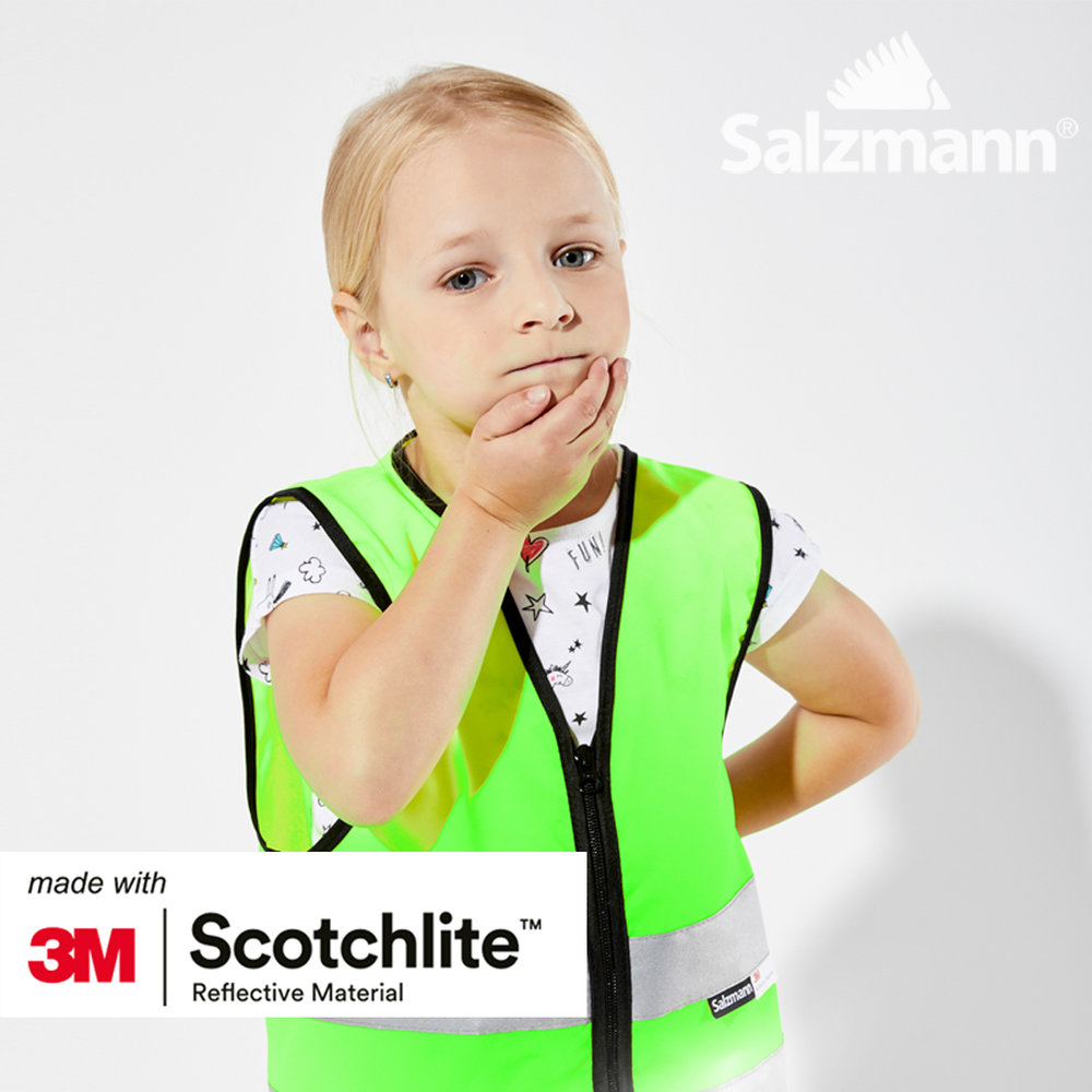 childrens reflective safety vest