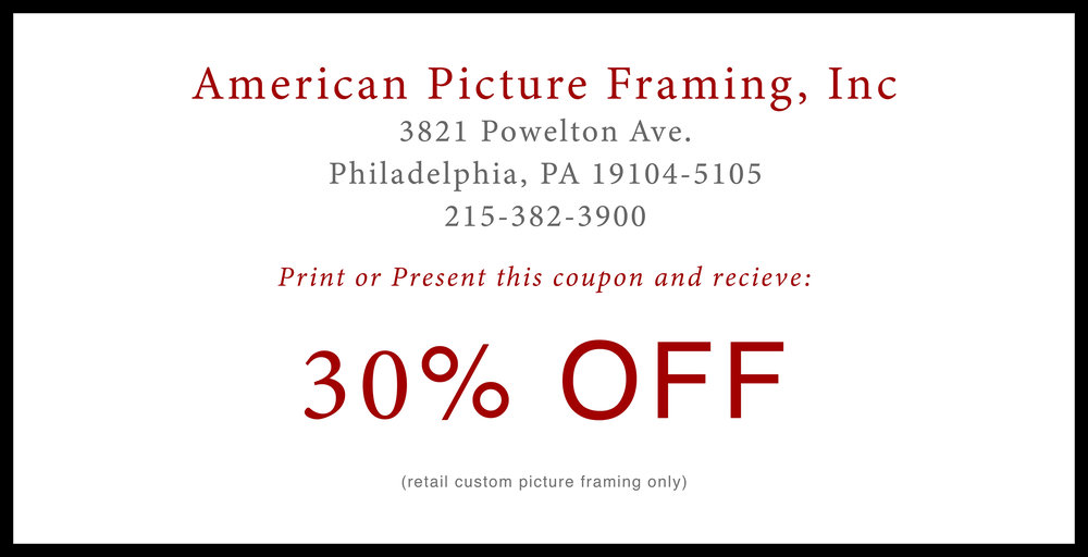American Picture Framing, Inc.