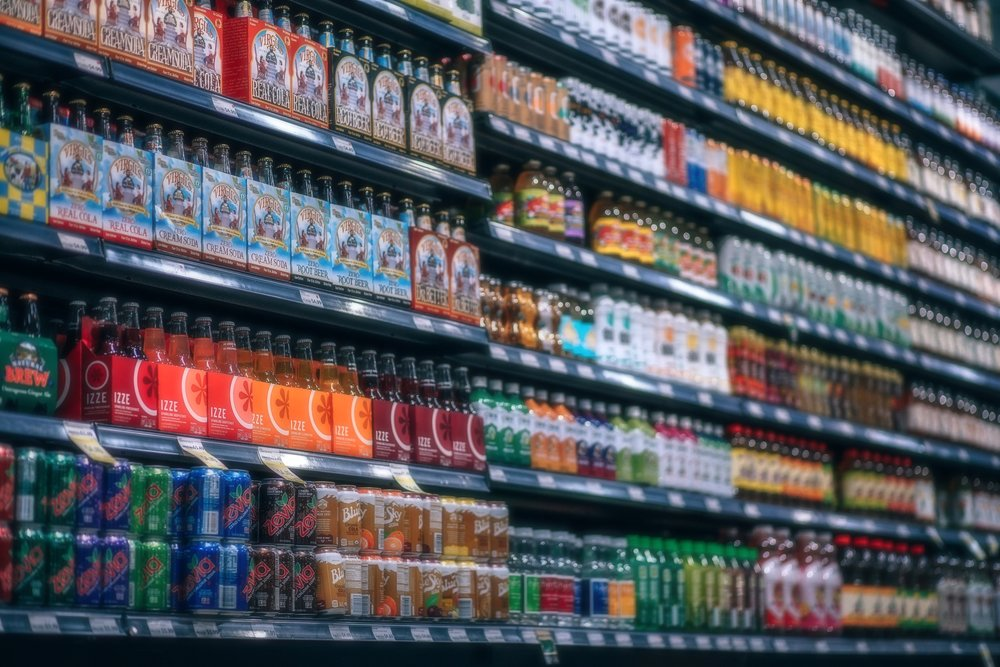 Bottled or canned soda - Use a soda fountain and a reusable cup. I talked about that here.