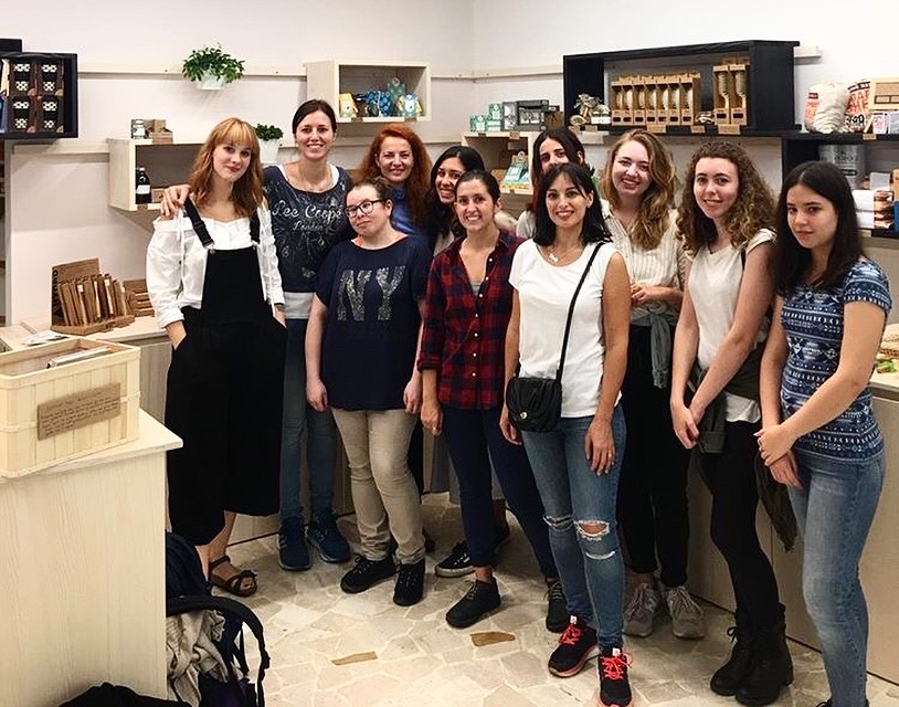 Zero waste meeting in Padova at Friendly Shop