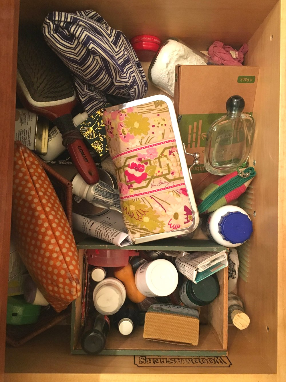 My disaster drawer of resources