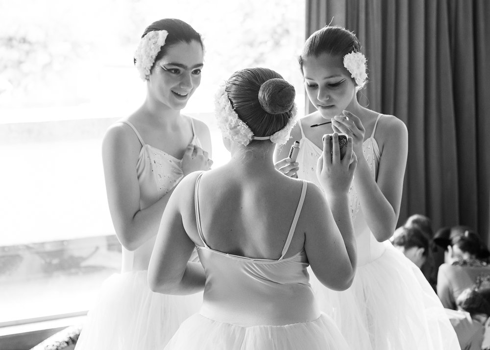 Swan Lake / Backstage