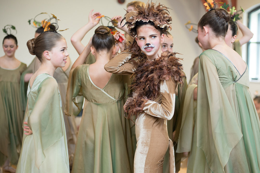 The Wizard OF OZ / Backstage / The Tabernacle 2014