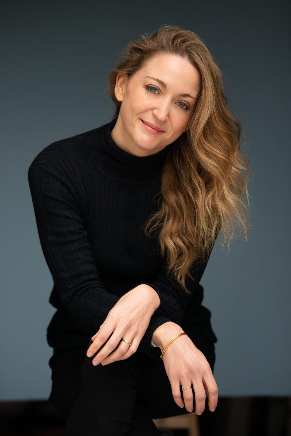 Anna Fargher author
