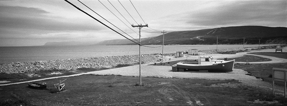 Presqu'île de Port au Port - Terre Neuve 2004
