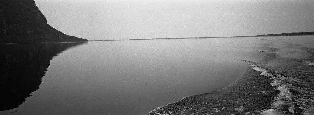 La Vague - Western Brook Pond - Terre Neuve 2004