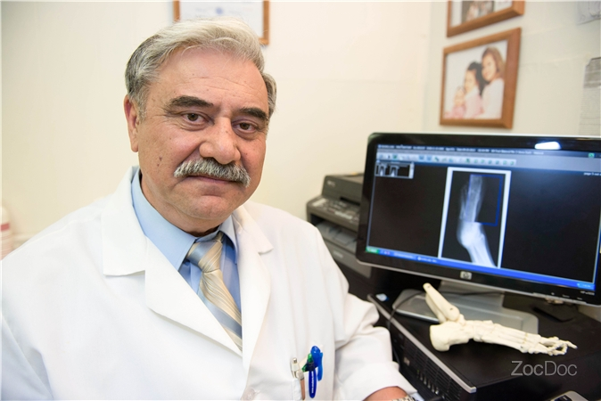 foot doctor & surgeon boris abramov