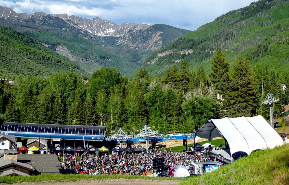 Crowd and mountain range.jpg