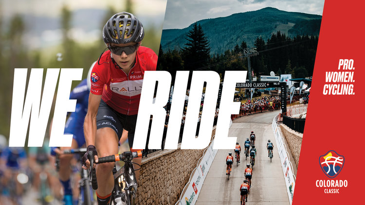 2019 Colorado Classic Becomes Women's-Only Pro Cycling Race