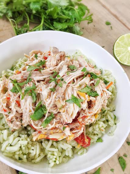 Slow Cooker Thai Chicken