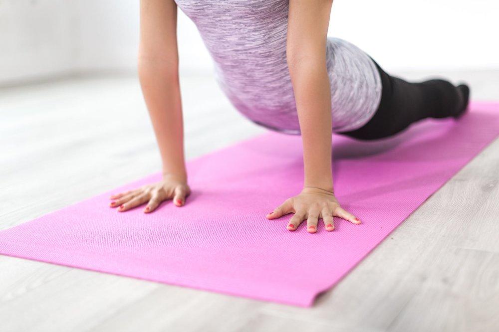 Workout Equipment -