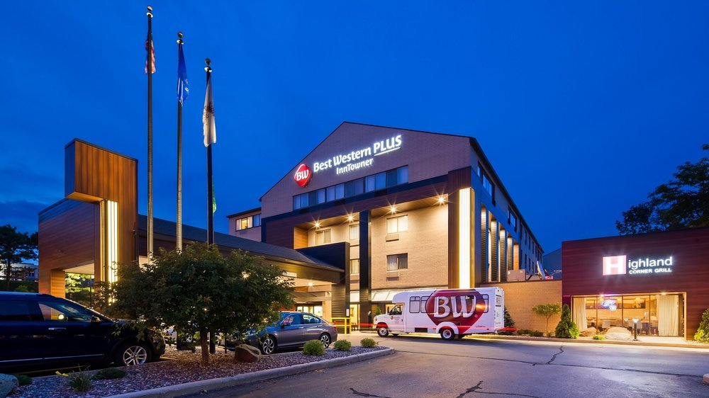 Best western plus inntowner madison - 2424 University AvenueRoom Rate: $167.99Call to reserve: 800-528-1234Group Code: BCC2018Room Release Date: August 29, 2018