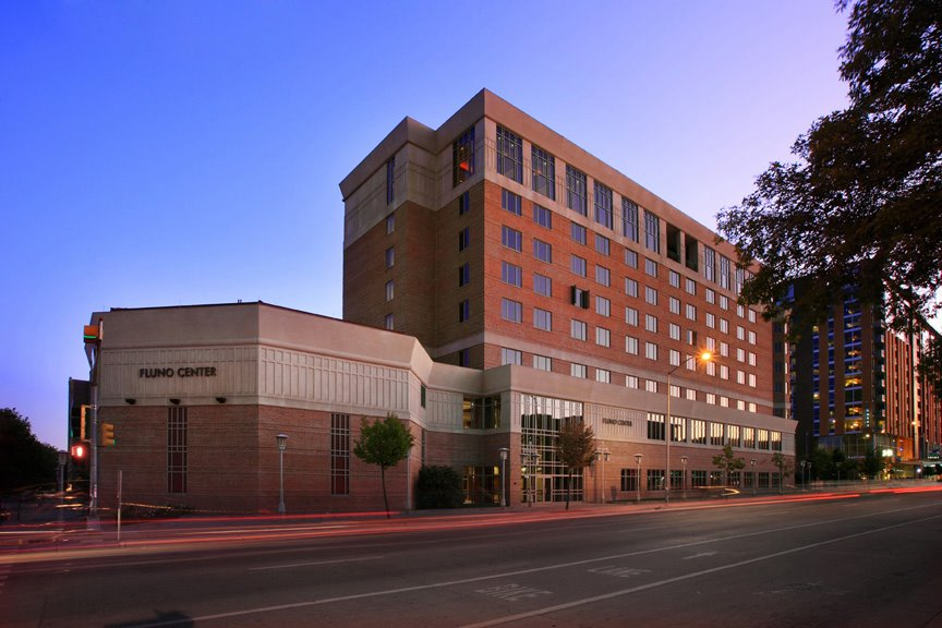 fluno center - 601 University AvenueRoom Rate (9/14 and 9/15 only): $169Call to reserve: (877) 773-5866Group Code: mention Bolz CenterRoom Release Date: August 13, 2018 - BLOCK HAS DROPPED