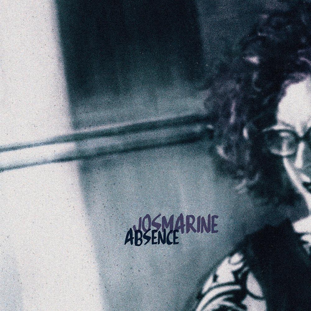 """""""Absence"""" albumi kaanekujundus"""
