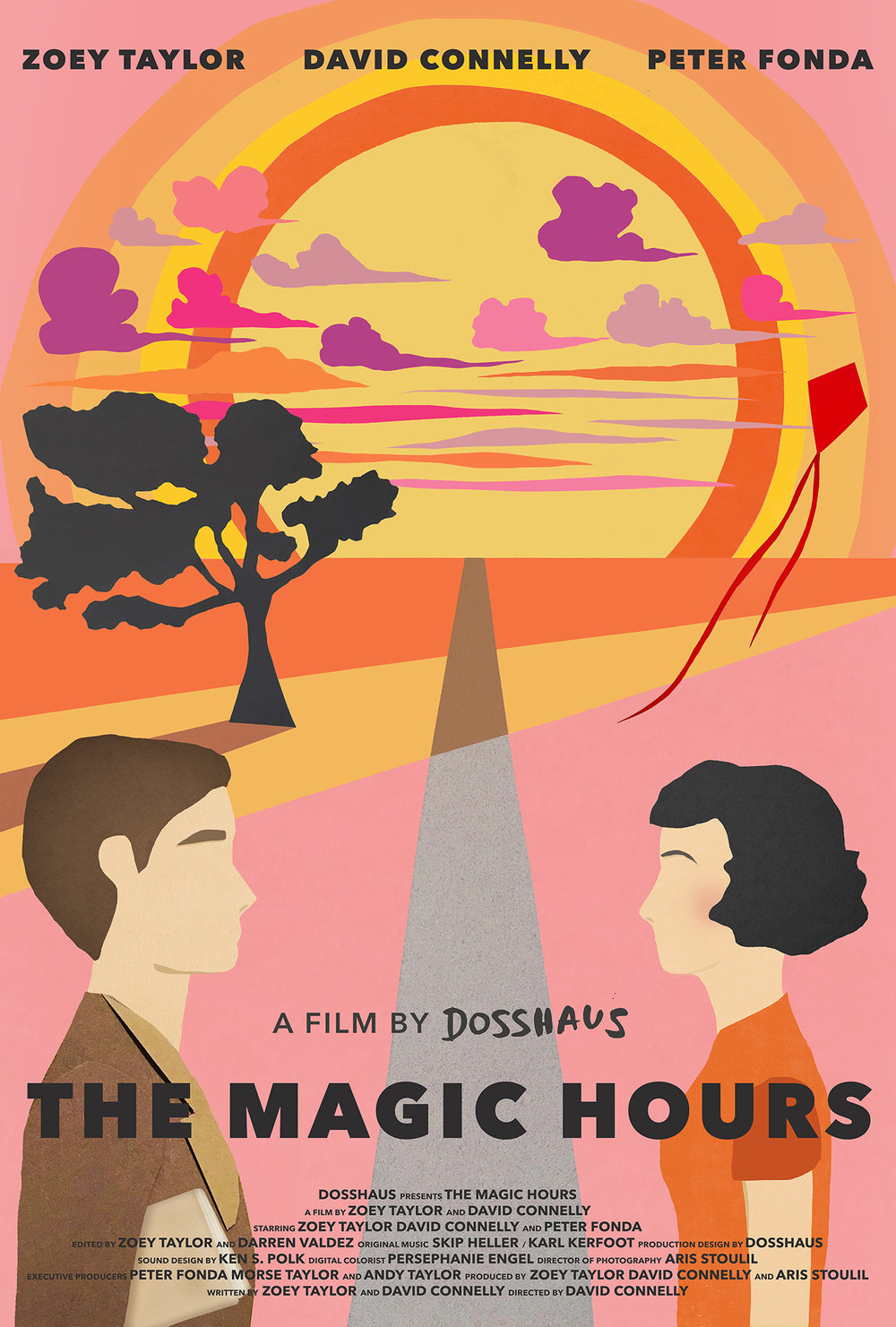 The Magic Hours Poster