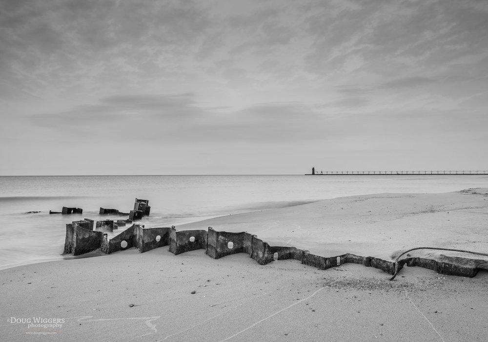An Old Sea Wall